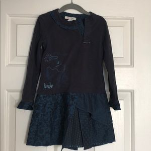 Kenzo girls dress sz 6